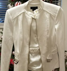 MARCIANO Beverly Hills White Jacket and Pants